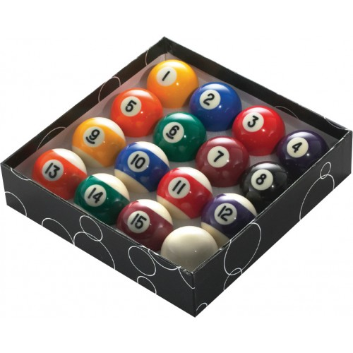Pool Balls - Spots and Stripes