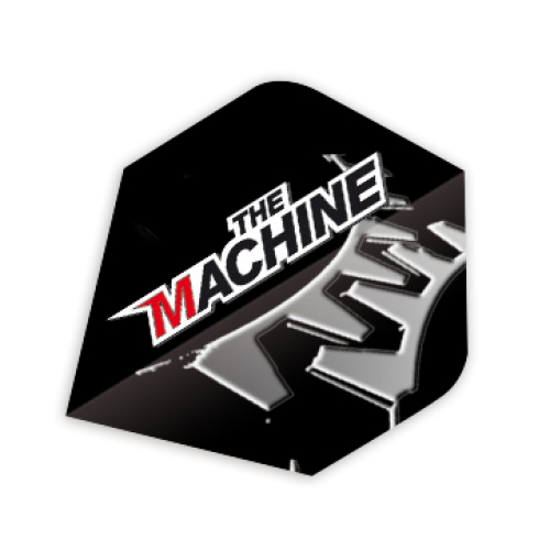 Authentic .75 Flight - James Wade The Machine