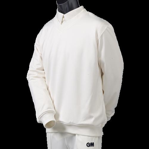 Boys Plain Long Sleeve Teknik Sweater