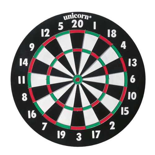 XL Paper Dartboard