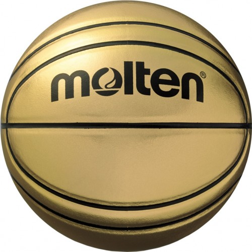 Gold Presentation Basketball