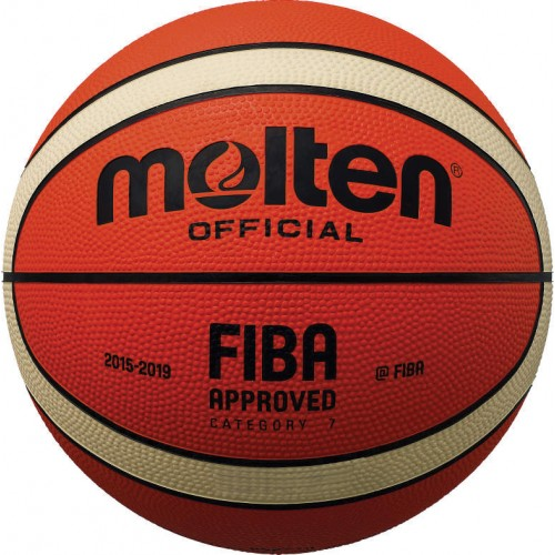 BGS Mini Souvenir Rubber Basketball