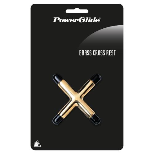 Brass Cross Rest