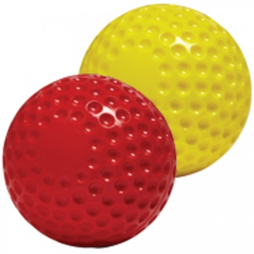 Bowling Machine Ball - Red/Yellow - Box of 6