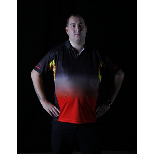 Player Dart Shirt - Kim Huybrechts
