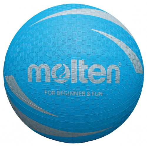 Blue Soft Multi-Purpose Sports Ball