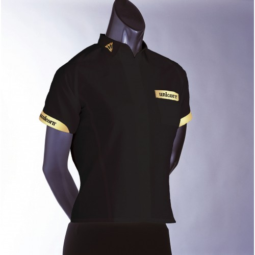 TEKNIK LADIES DART SHIRT BLACK - SAVE £24!