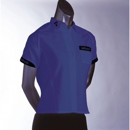 Teknik Ladies Dart Shirt Blue - SAVE £24!