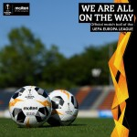 UEFA EUROPA LEAGUE OFFICIAL REPLICA FOOTBALL 1000 F5U1000-GS F4U1000-GS F3U1000-GS Poster