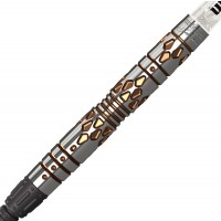 Jelle Klaasen World Champion Phase 2 Soft Tip Dart Barrel 4520 4521