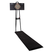 Complete with pro quality oche