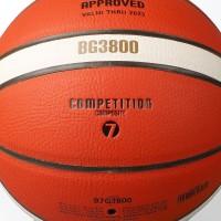 Molten BG3800 Basketball B7G3800 B6G3800 B5G3800 Detail Image