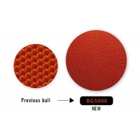 Molten BG5000 B7G5000 B6G5000 Basketball Surface Pebble Leather Texture