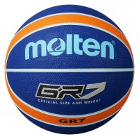 Molten BGR-NOR Blue Orange Basketball BGR7-NOR BGR6-NOR BGR5-NOR Main Front Image