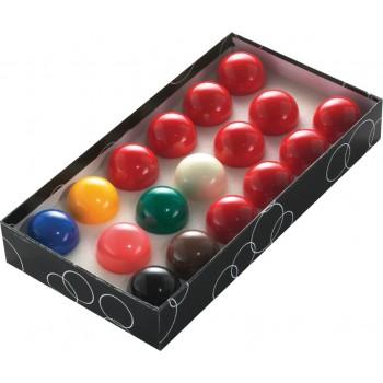 17 Ball Snooker Set