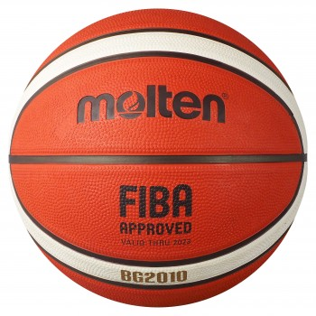 BG2010 Basketball 12 Panel Rubber Deep Channel (Indoor & Outdoor)