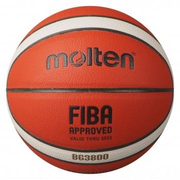 BG3800 Basketball 12 Panel Composite Leather (Indoor)