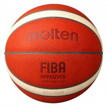 BG5000 Basketball 12 Panel Real Leather (Indoor)