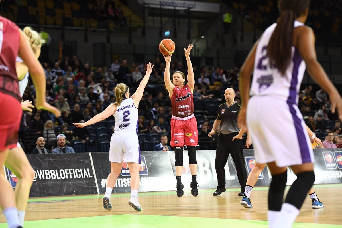 WBBL Play-off final