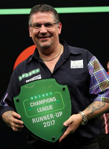 Gary Anderson Champions League